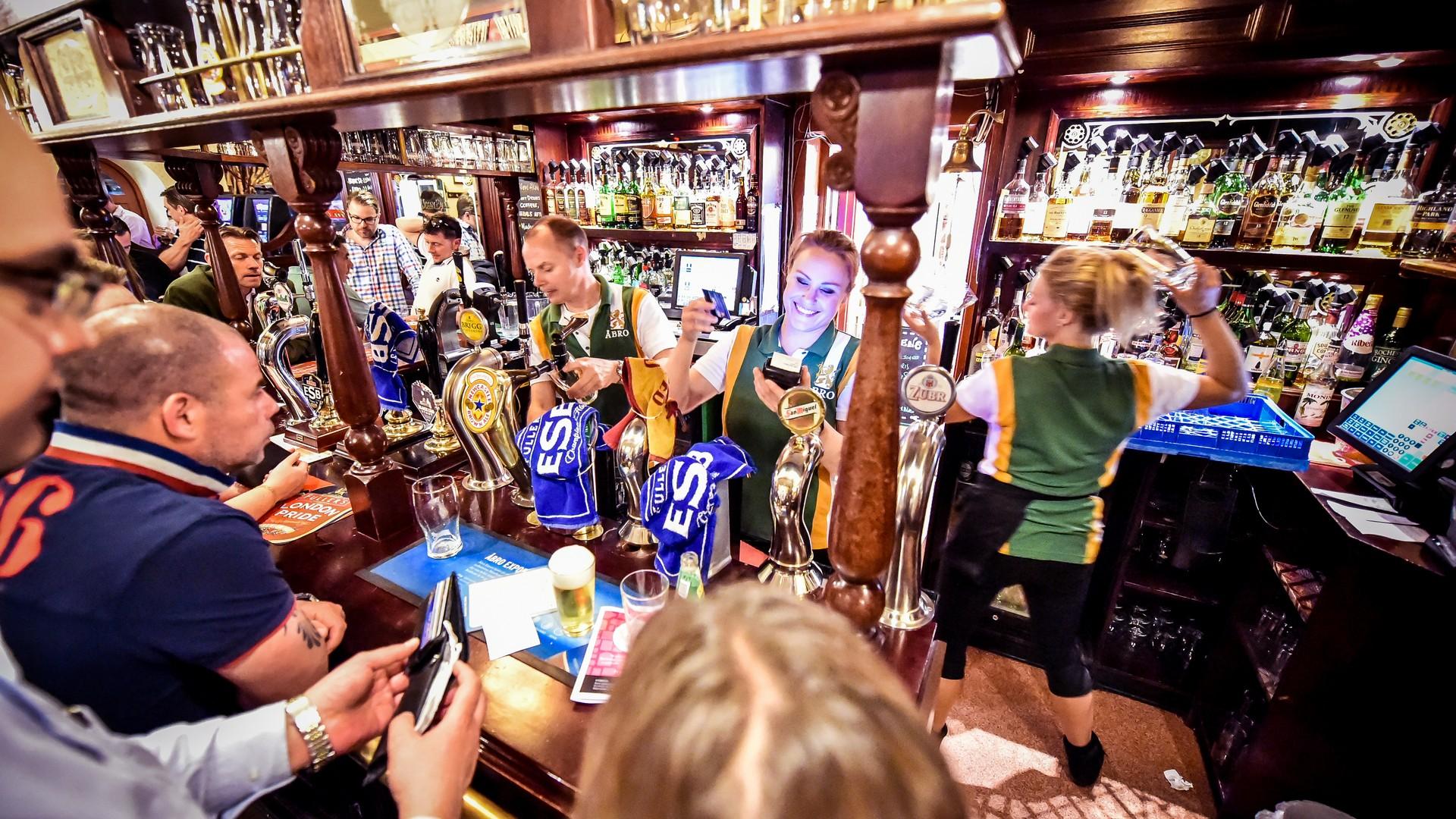 The  John Bull Pub